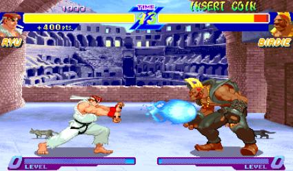 Download Game Street Fighter 2 320X240